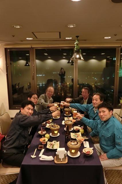 株式会社ヤマイシの美味しいホタテ料理をホテルサンルート青森で満喫、素敵な仲間に乾杯!!美味しい食品が生まれる理由_d0181492_23512174.jpg