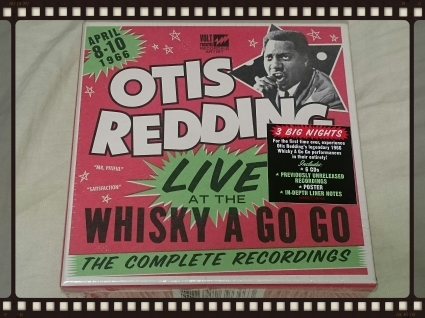 OTIS REDDING / LIVE AT THE WHISKY A GO GO THE COMPLETE RECORDINGS_b0042308_13442056.jpg