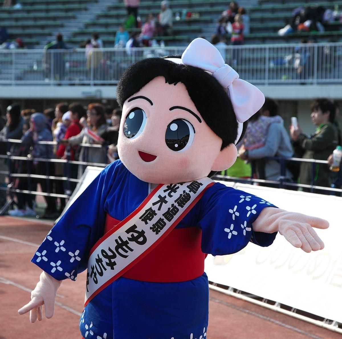 第26回ぐんまマラソン「ご当地キャラハイタッチ隊」_a0243720_23505455.jpg