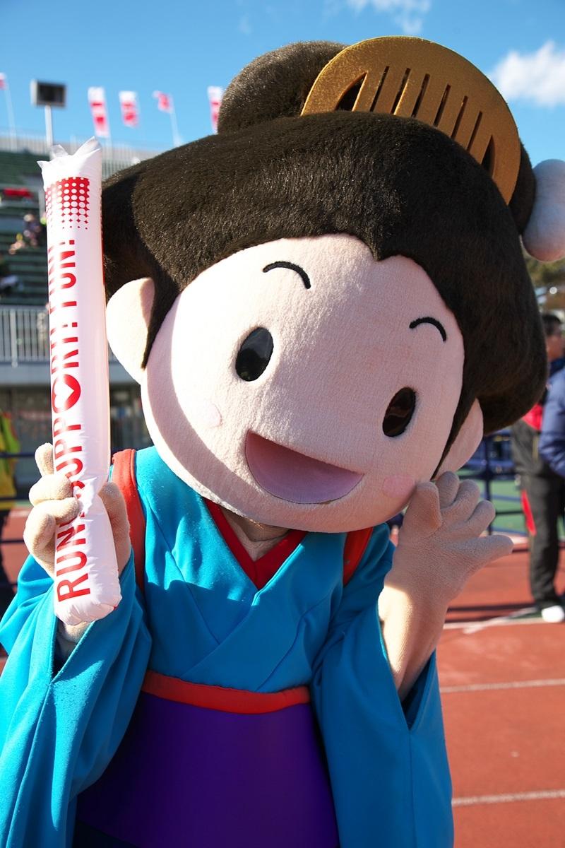 第26回ぐんまマラソン「ご当地キャラハイタッチ隊」_a0243720_23532302.jpg