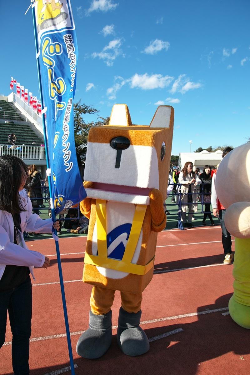 第26回ぐんまマラソン「ご当地キャラハイタッチ隊」_a0243720_23532755.jpg