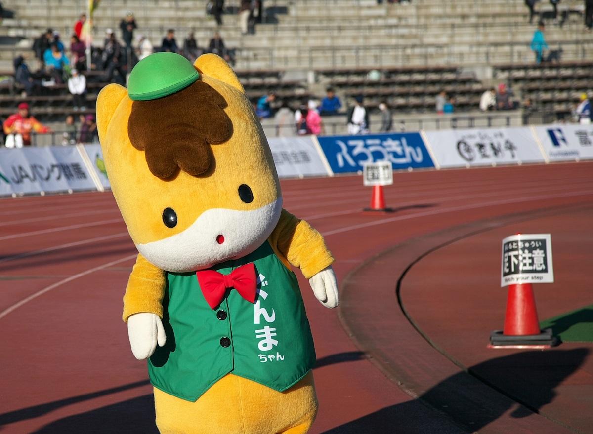 第26回ぐんまマラソン「ご当地キャラハイタッチ隊」_a0243720_23582087.jpg