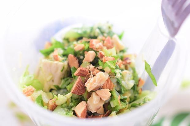crisp salad works 風のサラダ作ってみました_f0318142_1442957.jpg