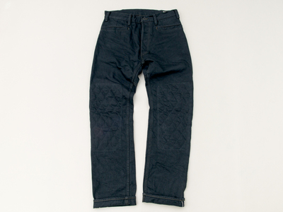 GR-P-73 KNEE-PAD DENIM PANTS_d0100143_15413479.jpg
