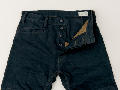 GR-P-73 KNEE-PAD DENIM PANTS_d0100143_15414750.jpg