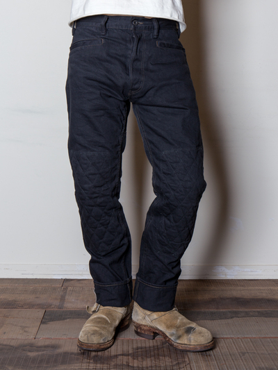 GR-P-73 KNEE-PAD DENIM PANTS_d0100143_15421291.jpg