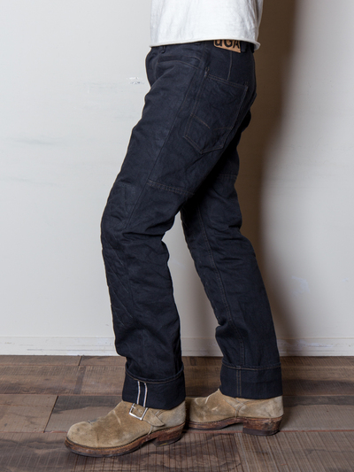 GR-P-73 KNEE-PAD DENIM PANTS_d0100143_15422532.jpg