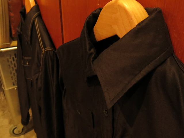 """SOURCE-TAP × TheThreeRobbers #EarlyCentury BUTCHER SHIRT WOMAN - ORDER\""ってこんなこと。_c0140560_12293485.jpg"