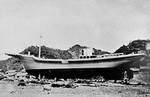 船の経歴 その2 「第五福竜丸」_a0163788_1521790.jpg