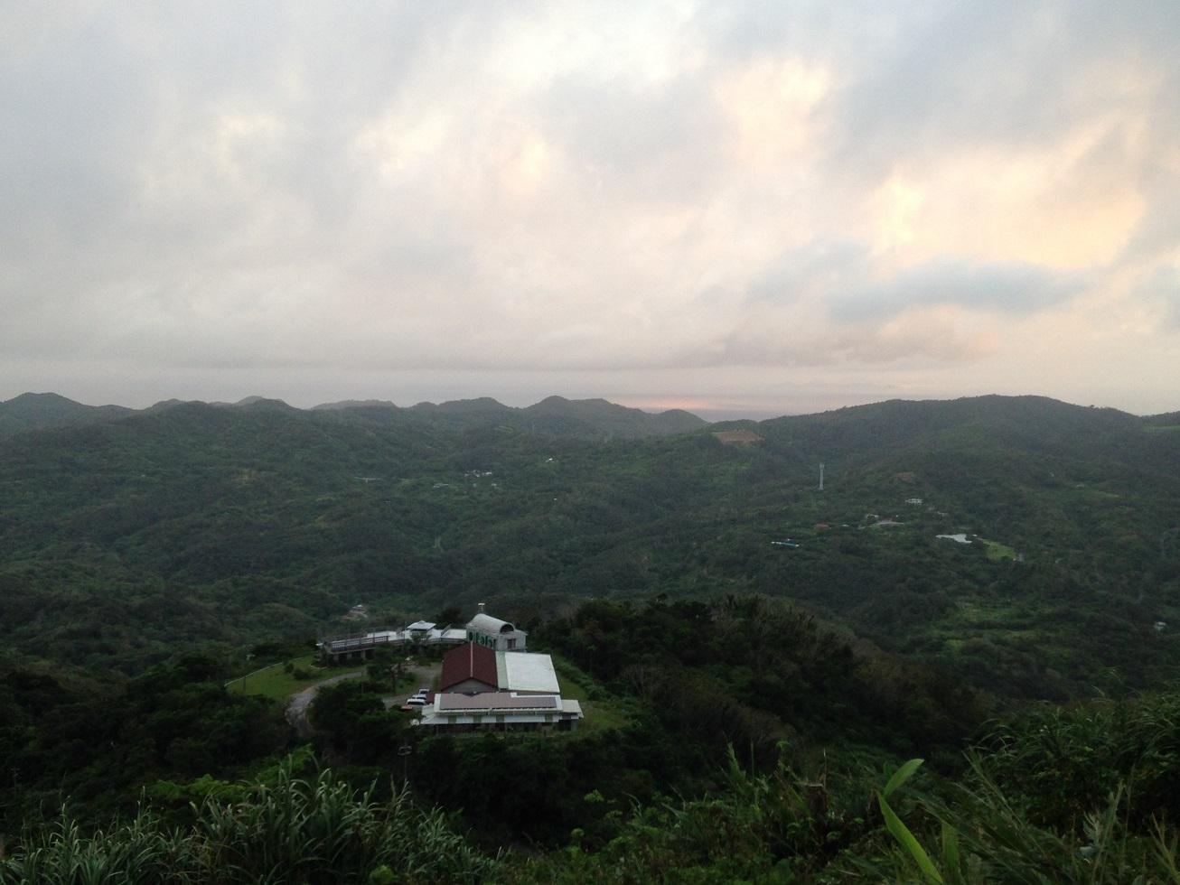 八重岳の自然観察会_a0247891_1120455.jpg