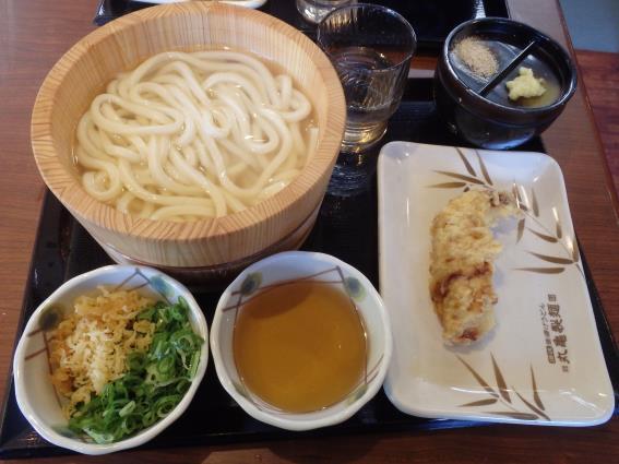 丸亀製麺         門真店_c0118393_9224247.jpg