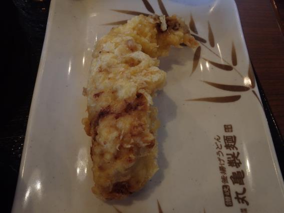 丸亀製麺         門真店_c0118393_9254755.jpg