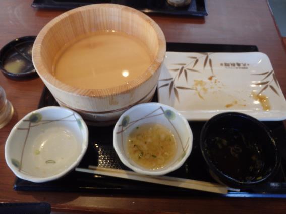丸亀製麺         門真店_c0118393_9542578.jpg