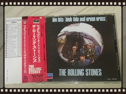 THE ROLLING STONES / big hits [high tide and green grass]_b0042308_18335755.jpg