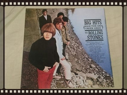 THE ROLLING STONES / big hits [high tide and green grass]_b0042308_18341108.jpg