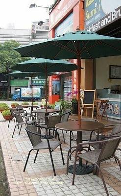 メイフェの幸せいっぱい~美味しいいっぱい~♪          (台中:朝ごはん)台中国家歌劇院とその近所の朝ごはん屋「澄意朝食」さん♪