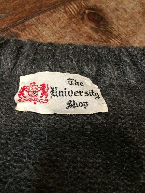 11月4日(土)入荷!60s University shop モヘアセーター!_c0144020_1411105.jpg