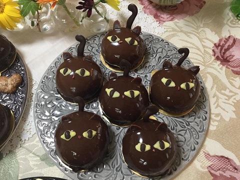 黒猫プチケーキレッスン_e0071324_13001689.jpg