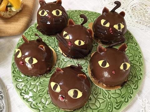 黒猫プチケーキレッスン_e0071324_13011753.jpg