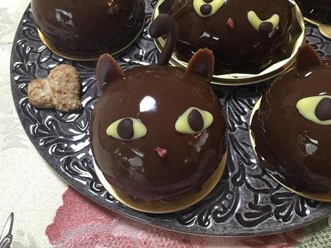 黒猫プチケーキレッスン_e0071324_13015645.jpg