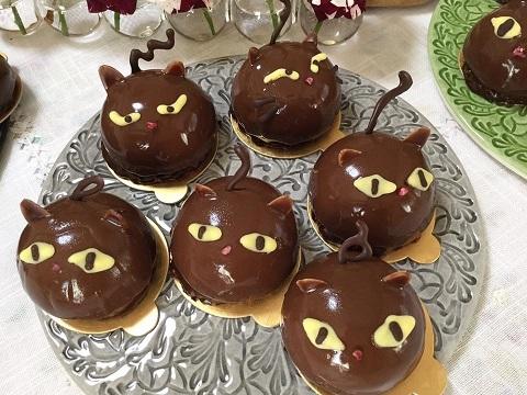 黒猫プチケーキレッスン_e0071324_13023696.jpg