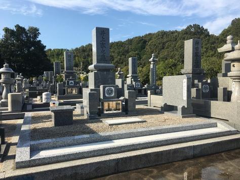 岡山市 墓石工事例_c0160758_9593187.jpg
