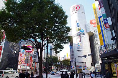 11月4日(金)今日の渋谷109前交差点_b0056983_11593169.jpg
