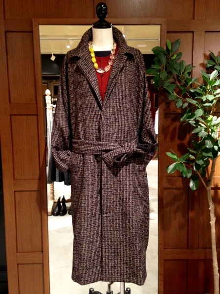 TWEED TRENCH COAT_f0369188_19293680.jpg