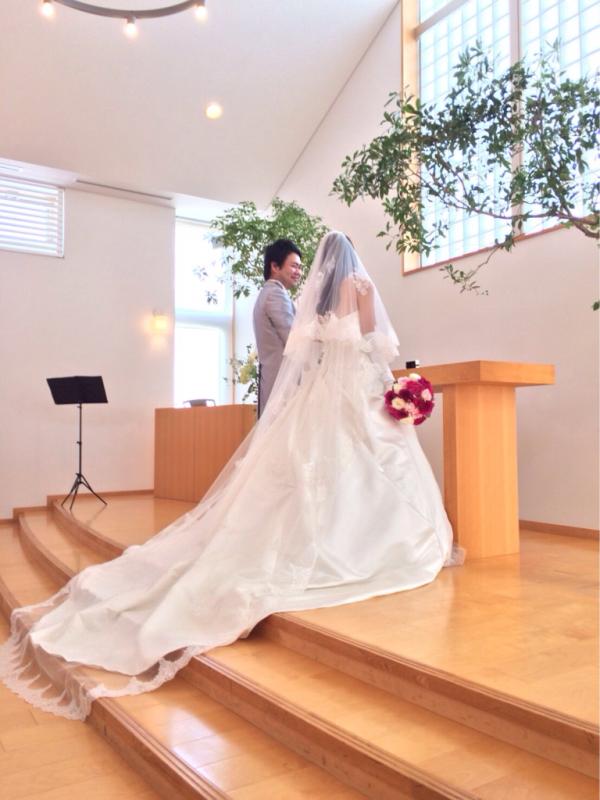 Happy wedding!D&A~家族婚_e0120789_14042459.jpg