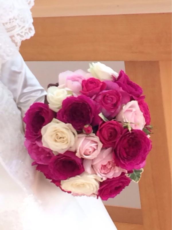 Happy wedding!D&A~家族婚_e0120789_14042494.jpg
