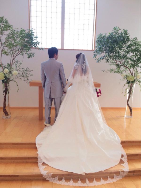 Happy wedding!D&A~家族婚_e0120789_14042549.jpg