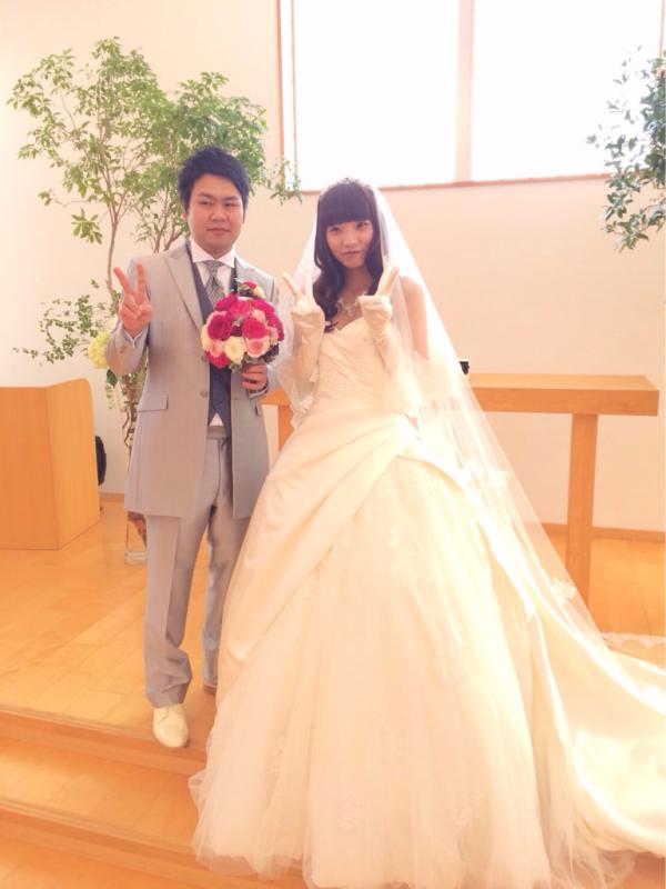 Happy wedding!D&A~家族婚_e0120789_14042959.jpg