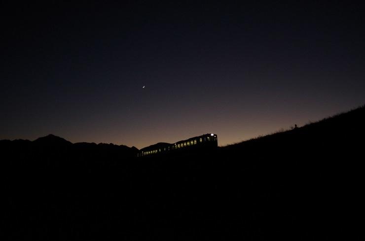 三日月と宵いの明星_f0163491_21070138.jpg