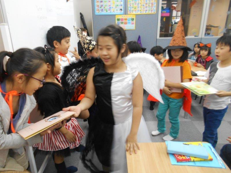 10月31日 Halloween party_c0315908_09210537.jpg