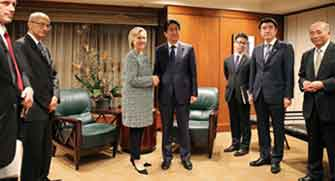 私の知っているヒラリーさんじゃない / 『安倍首相とヒラリー氏会談』_b0003330_103486.jpg