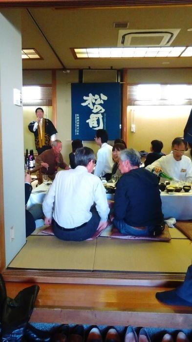 第4回「松の司を楽しむ会」in 近江牛ラストラン・ティファニー_f0342355_07544652.jpg
