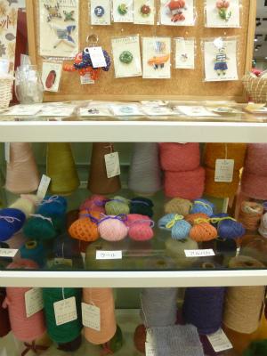 knit 柔らかで美しい色彩に魅せられて♪_a0165160_18332961.jpg