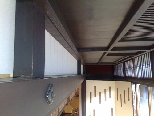 エアコンの木製カバー_e0360016_17270044.jpg