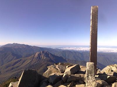 焼岳→西穂 写真upしました。_e0360016_17290998.jpg