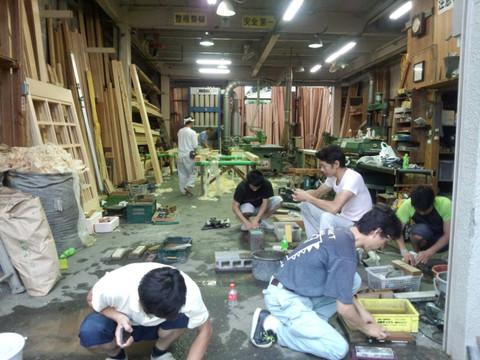 手道具研ぎ_e0360016_17304916.jpg