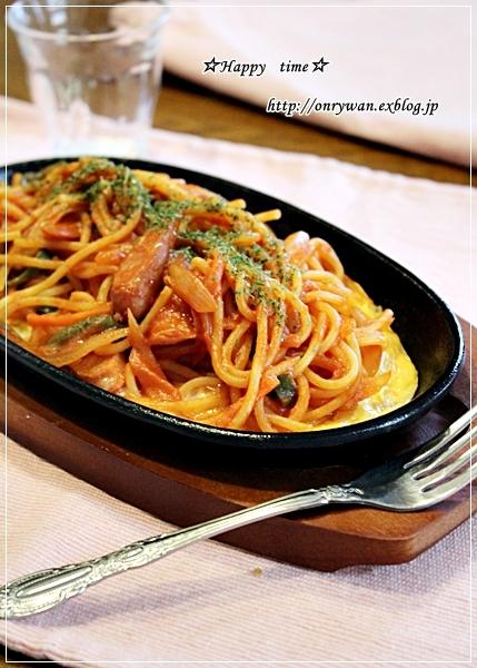 牛肉の甘辛炒め弁当と鉄板イタリアン・常備菜作り♪_f0348032_17560758.jpg