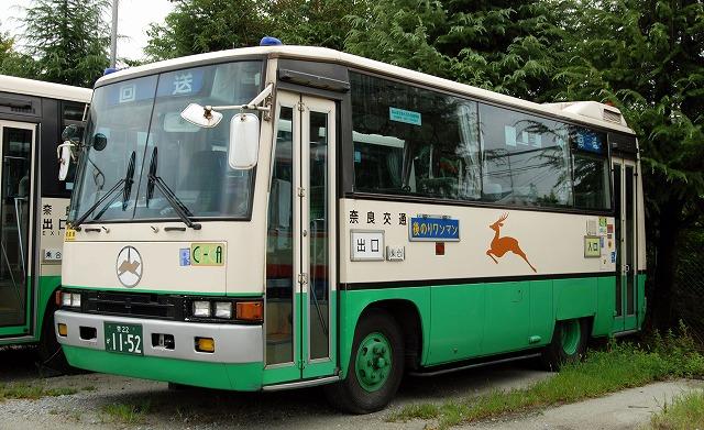 奈良交通~ジャーニーQ/いすゞMR_a0164734_20161382.jpg