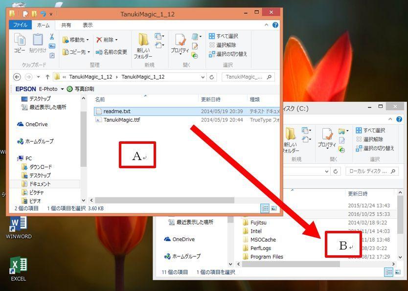ドラッグでコピーしたり移動したりすること その2_e0121147_15205515.jpg