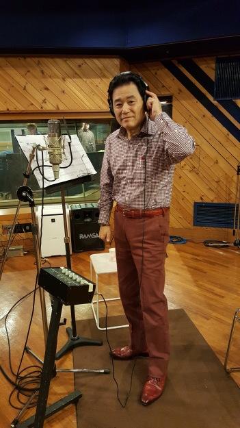 新曲CDレコーディング成功❗_e0119092_07385925.jpg