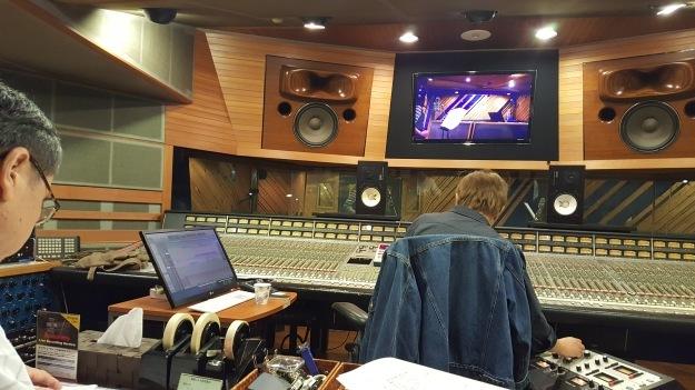 新曲CDレコーディング成功❗_e0119092_07392985.jpg