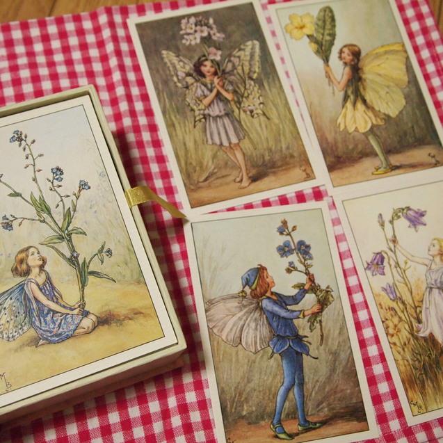 花の妖精のポストカード_a0292194_23211680.jpg