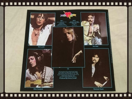TOM PETTY AND THE HEARTBREAKERS / TOM PETTY AND THE HEARTBREAKERS_b0042308_23192324.jpg