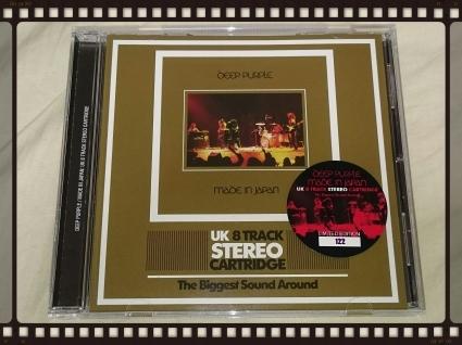 DEEP PURPLE / MADE IN JAPAN UK 8 TRACK STEREO CARTRIDGE _b0042308_23514049.jpg