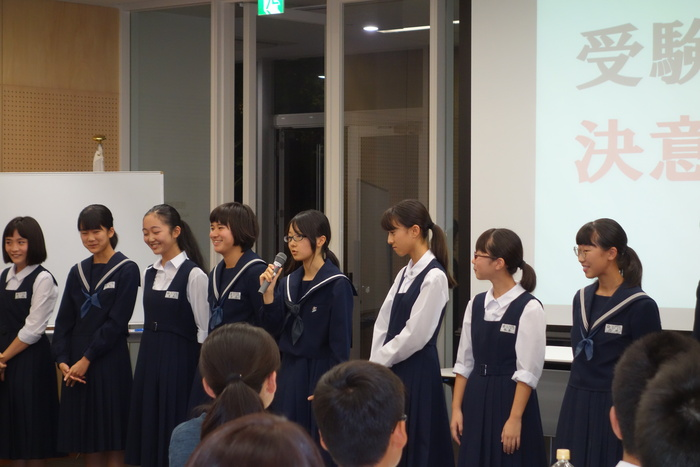 2017年度 高校進学説明会の様子とご感想(第3部)_d0116009_9324614.jpg