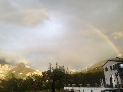虹が出ました_d0136540_01553029.jpg